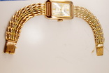 Золотые часы с браслетом 585 пробы, фото №3