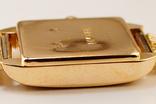 Золотые часы с браслетом 585 пробы, фото №11