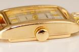 Золотые часы с браслетом 585 пробы, фото №12