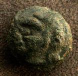 ПАN, Пантикапей, голова сатира Влево\лук-стрела, кладовая, Лот 2672, фото №2