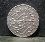 Марокко 1 дирхам 1892, фото №3