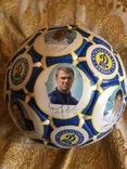 Мяч с автографами сборной Динамо-Киев, начало 2000-х, фото №2