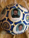 Мяч с автографами сборной Динамо-Киев, начало 2000-х, фото №3