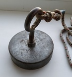Пошуковий магніт 300 + мотузка 17 м., фото №2