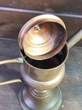Керосиновая лампа. Винтаж. Европа. фото 4