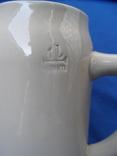 Пивной бокал керамика 1 L, фото №4