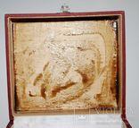 Подарочная коробка для подстаканника из серебра, ГлавЮвелирТорг СССР., фото №2
