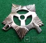 Штрал на орден Отечественной войны 1 степени серебро позолота копия, фото №2