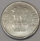 Індія 1 рупія, 2013 фото 2