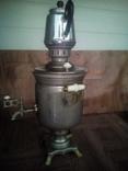 Самовар чайник мельхиоровый., фото №3