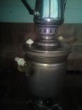 Самовар чайник мельхиоровый., фото №4