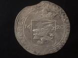 Талер 1620 г. Западная Фрисландия. Голландия-Зеландия, фото №7