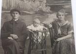 Старинное семейное фото (9*13), фото №3