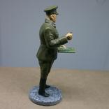 Генерал-лейтенант в походной форме 1941-1943. Олово, раскрас, фото №5