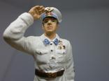 Генерал-майор авиации в летнем обмундировании 1941. Олово, раскрас, фото №4