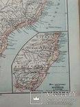 Карта Бразилия до 1917 года, фото №4