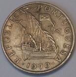 Португалія 5 ескудо, 1979