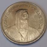 Швейцарія 5 франків, 1997