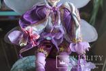 Авторская кукла Эльф Заяц, фото №8
