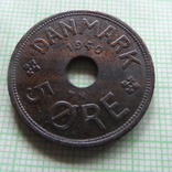 5 ЭРЕ  1940  Дания   (,Р.3.26)~, фото №2