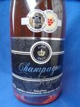 Шампанское ROSE BRUT 0.75L 12.5gr FRANCE фото 3