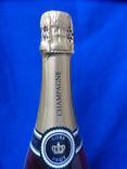 Шампанское ROSE BRUT 0.75L 12.5gr FRANCE фото 4