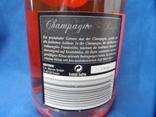 Шампанское ROSE BRUT 0.75L 12.5gr FRANCE фото 6