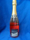 Шампанское ROSE BRUT 0.75L 12.5gr FRANCE фото 7