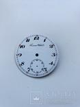 Циферблат на швейцарские часы Tanannes Watch co 39,5мм, фото №2