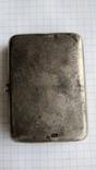 Таблетница табакерка серебро 84пр. именник АК, фото №9
