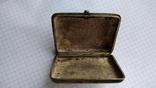 Таблетница табакерка серебро 84пр. именник АК, фото №11