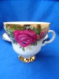 Чайная тройка Фарфор Bavaria  Клеймо, фото №5