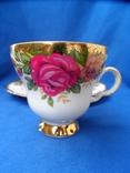 Чайная тройка Фарфор Bavaria  Клеймо, фото №6