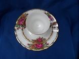 Чайная тройка Фарфор Bavaria  Клеймо, фото №7