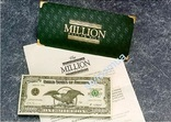 1000000 $ миллион долларов США USA банкнота купюра мільйон доларів фото 2