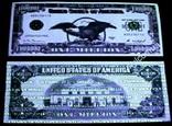 1000000 $ миллион долларов США USA банкнота купюра мільйон доларів фото 5