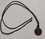 100 шт. Money amulet. Корейская монета счастья. Денежная монета.  Амулет., фото №4