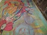 Копия не дешовой картины Семена Ференца, фото №7