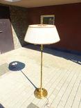 Элегантный торшер винтажного возраста, 5 лампочек, фото №11