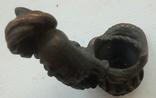 Пепельница Гном без шляпы, фото №3