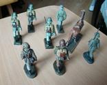 Вермахт солдатики Германия 1930-40 годы, фото №4