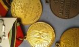 Медали СССР 11 шт. одним лотом, фото №13