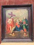 Коронование Пр.Богородицы в старом киоте, фото №2