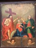 Коронование Пр.Богородицы в старом киоте, фото №3