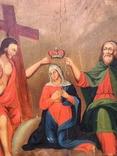 Коронование Пр.Богородицы в старом киоте, фото №4