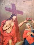 Коронование Пр.Богородицы в старом киоте, фото №5