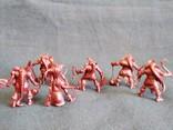Солдатики Фентези Воины Инопланетяне Космос, фото №5