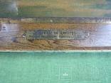 Жестяная коробка Паровая фабрика И.Л.Динг, Москва «Избрание Михаила Романова на царство», фото №12