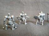 Солдатики Фентези Воины Скелеты, фото №5
