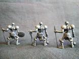 Солдатики Фентези Воины Скелеты, фото №6